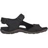 ECCO All Terrain Miehet sandaalit , musta